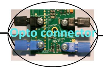 Opto connector
